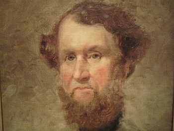 Cyrus Hall McCormick's portrait