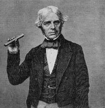 picture of Michael Faraday