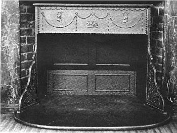 picture of Franklin stove